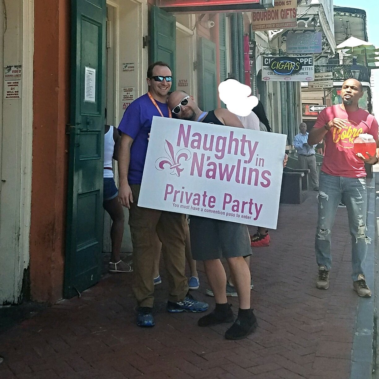 Our first time to Naughty N'awlins – Part 2